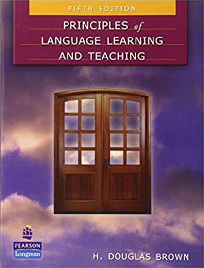 Εικόνα από PRINCIPLES OF LANGUAGE LEARNING AND TEACHING 5TH ED