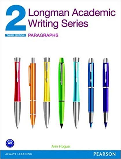 Εικόνα από LONGMAN ACADEMIC WRITING SERIES : ACADEMIC WRITING 2 SB PARAGRAPHS 3RD ED PB