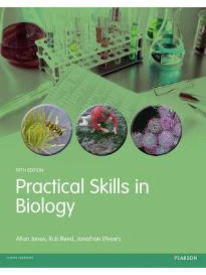 Εικόνα από PRACTICAL SKILLS IN BIOLOGY 5TH ED PB BIG FORMAT