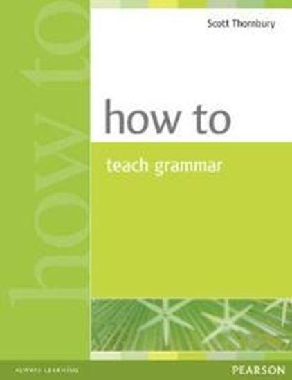 Εικόνα από HOW TO TEACH GRAMMAR