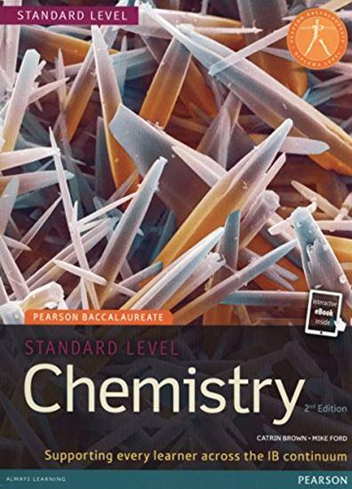 Εικόνα από PEARSON BACCALAUREATE : STANDARD LEVEL CHEMISTRY 2ND ED PB
