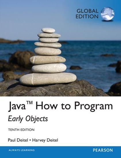 Εικόνα από JAVA HOW TO PROGRAM (INTERNATIONAL EDITION) 10TH ED PB