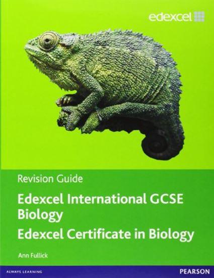 Εικόνα από EDEXCEL INTERNATIONAL GCSE BIOLOGY - REVISION GUIDE PB