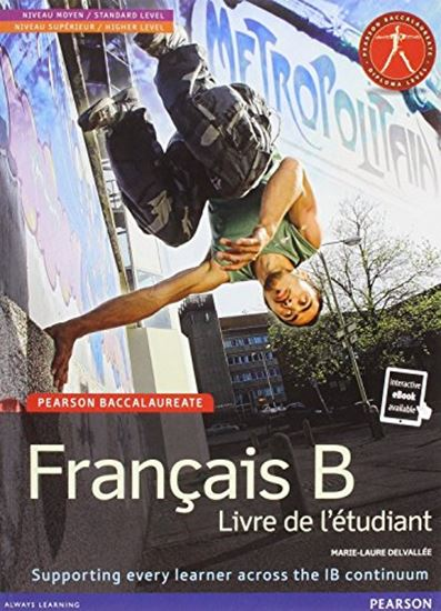 Εικόνα από PEARSON BACCALAUREATE : FRANCAIS B PB
