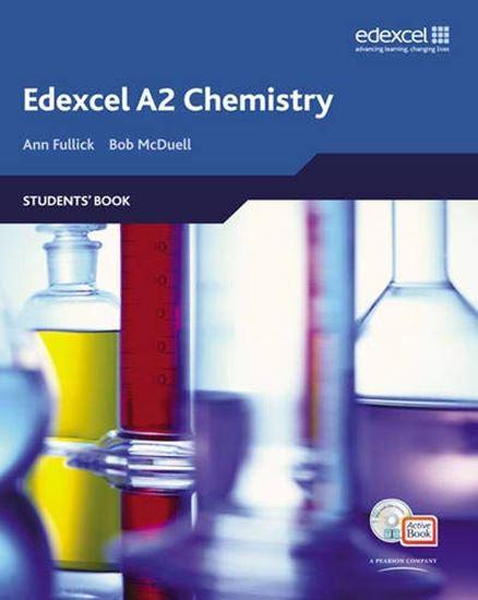 Εικόνα από EDEXCEL A2 CHEMISTRY SB