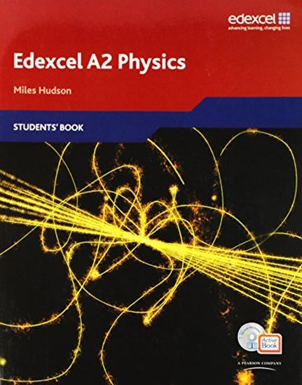 Εικόνα από EDEXCEL A LEVEL SCIENCE: A2 PHYSICS SB WITH ACTIVE BOOK CD