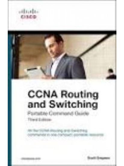 Εικόνα από CCNA ROUTING AND SWITCHING PORTABLE COMMAND GUIDE 3RD ED PB