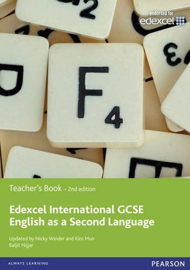 Εικόνα από EDEXCEL INTERNATIONAL GCSE ENGLISH AS A SECOND LANGUAGE TCHR S 2ND ED