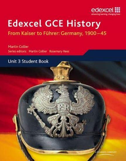 Εικόνα από EDEXCEL GCE HISTORY: FROM KAISER TO FUHRER: GERMANY 1900-45 2ND ED