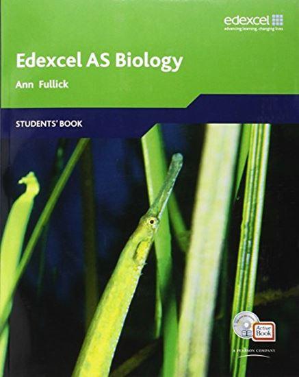 Εικόνα από EDEXCEL AS BIOLOGY SB (EDEXCEL A LEVEL SCIENCES) (+ ACTIVE BOOK)