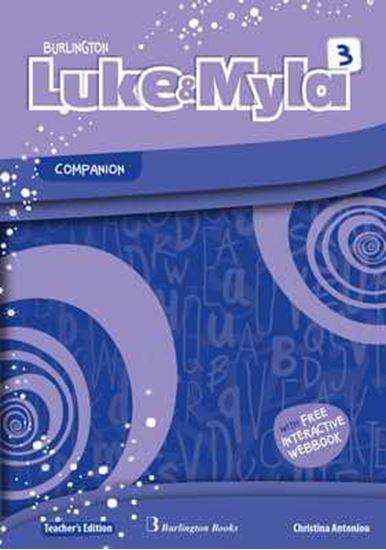 Εικόνα από LUKE & MYLA 3 COMPANION TEACHER'S