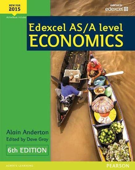 Εικόνα από EDEXCEL AS/A LEVEL ECONOMICS S/B (+ ACTIVE BOOK) 6TH ED