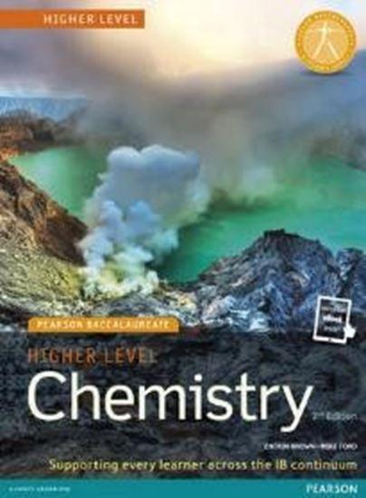 Εικόνα από PEARSON BACCALAUREATE : HIGHER LEVEL CHEMISTRY FOR THE IB DIPLOMA 2ND ED PB