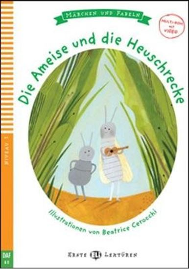 Εικόνα από EEL 1: DIE AMEISE UND DIE HEUSCHRECKE (+ CD)