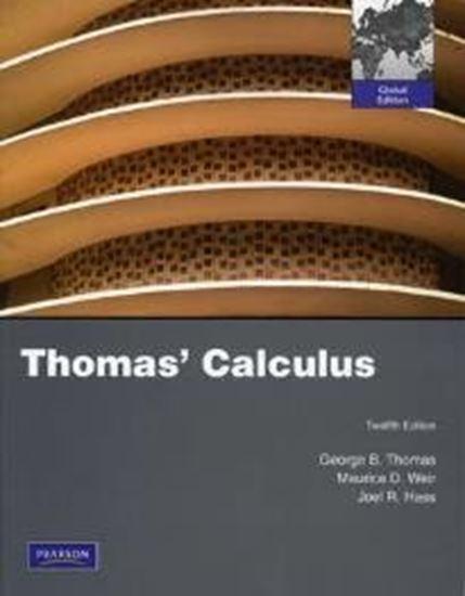 Εικόνα από THOMAS' CALCULUS WITH MYMATHLAB STUDENT ACESS CARD VALUEPACK IB DIPLOMA PB
