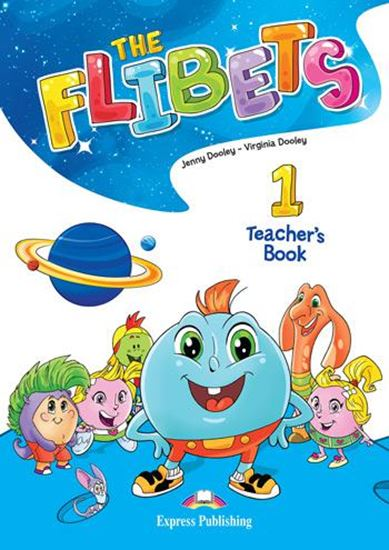 Εικόνα από THE FLIBETS 1 TEACHER'S BOOK