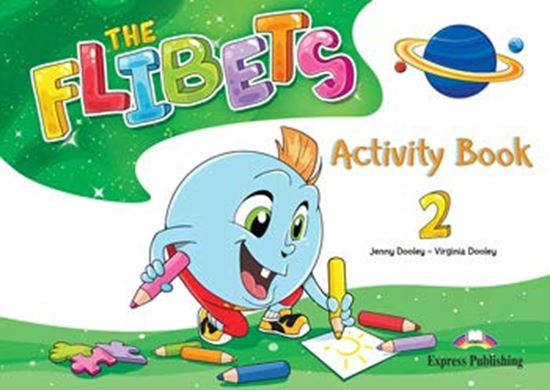 Εικόνα από THE FLIBETS 2 ACTIVITY BOOK