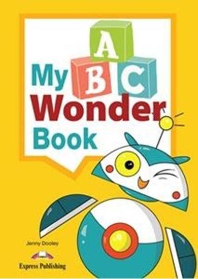 Εικόνα από MY ABC WONDER BOOK