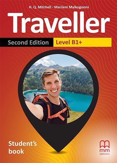 Εικόνα από TRAVELLER 2ND EDITION B1+ Student's Book