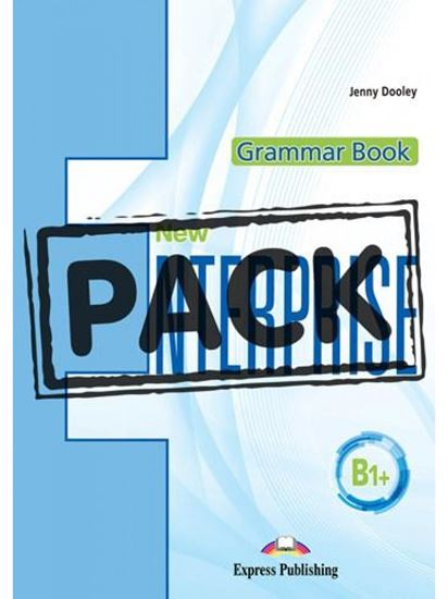 Εικόνα από New Enterprise B1+ Grammar (With Digibooks App)