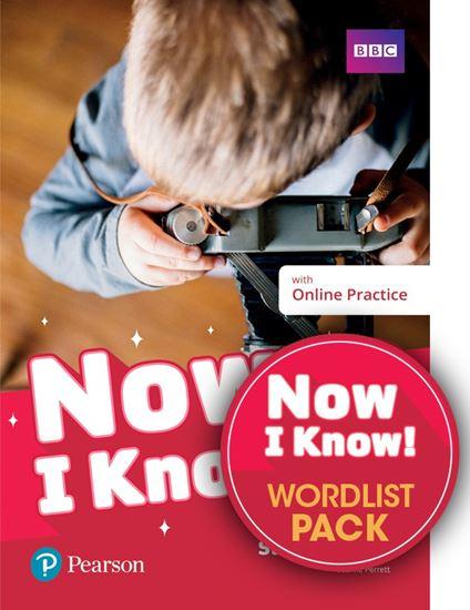 Εικόνα από NOW I KNOW 2 SB PACK (+ ONLINE PRACTICE + WORDLIST)