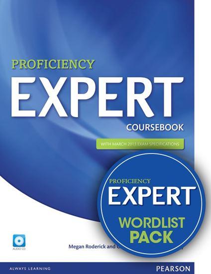 Εικόνα από EXPERT PROFICIENCY SB PACK ( + CD + WORDLIST)