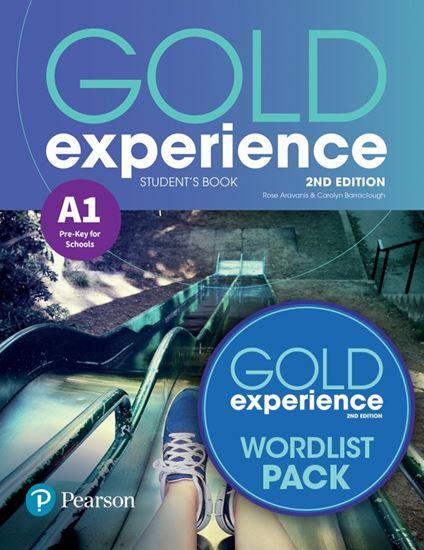Εικόνα από GOLD EXPERIENCE A1 SB PACK (+ WORDLIST) 2ND ED