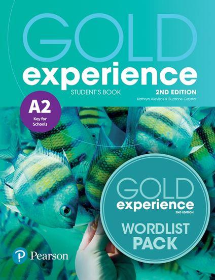 Εικόνα από GOLD EXPERIENCE A2 SB PACK (+ WORDLIST) 2ND ED