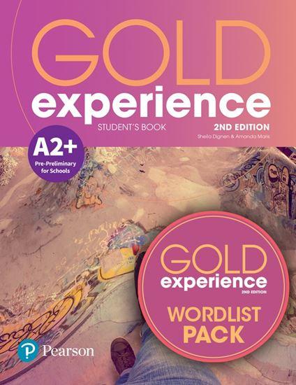 Εικόνα από GOLD EXPERIENCE A2+ SB PACK (+ WORDLIST) 2ND ED