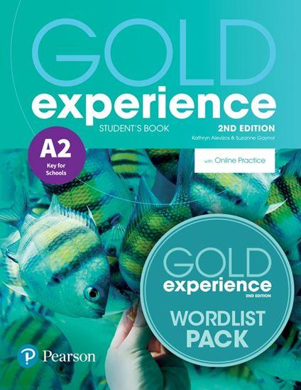 Εικόνα από GOLD EXPERIENCE A2 SB PACK (+ ONLINE PRACTICE + WORDLIST) 2ND ED
