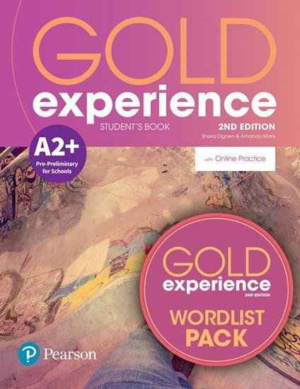Εικόνα από GOLD EXPERIENCE A2+ SB PACK (+ ONLINE PRACTICE + WORDLIST) 2ND ED