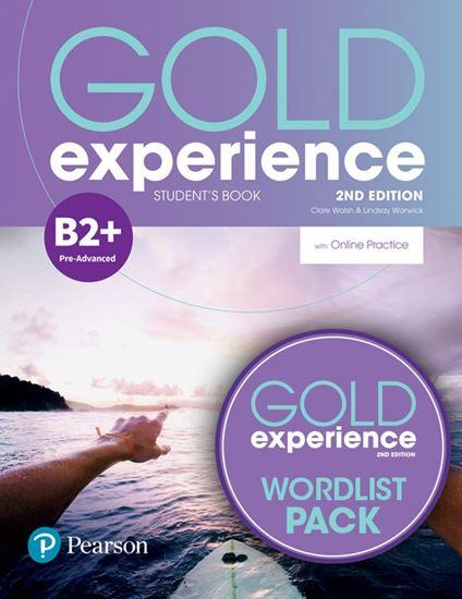 Εικόνα από GOLD EXPERIENCE B2+ SB PACK (+ ONLINE PRACTICE + WORDLIST) 2ND ED