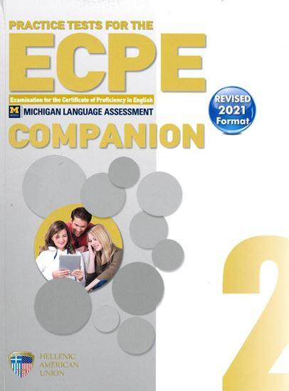 Εικόνα από PRACTICE TESTS 2 ECPE COMPANION REVISED 2021 FORMAT