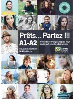 Εικόνα της PRETS...PARTEZ!!! A1 + A2 METHODE