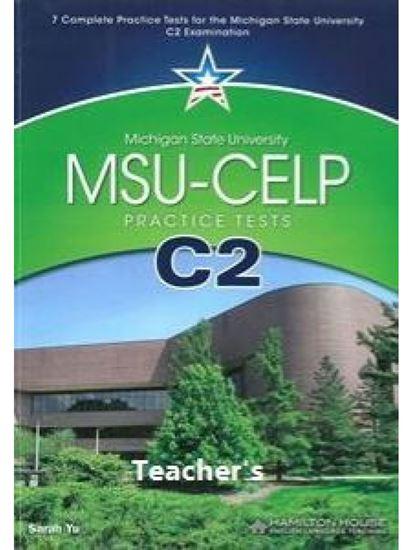 Εικόνα από MSU-CELP C2 TEACHER'S BOOK-PRACTICE TESTS
