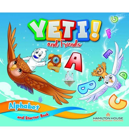Εικόνα από YETI AND FRIENDS ALPHABET & STARTER BOOK