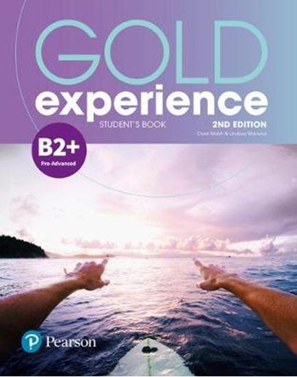 Εικόνα από GOLD EXPERIENCE B2+ SB (+ INTERACTIVE EBOOK WITH DIGITAL RESOURCES & APP) 2ND ED