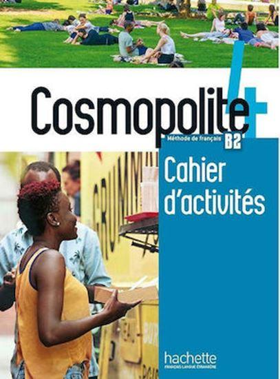Εικόνα από COSMOPOLITE 4 CAHIER (+ AUDIO CD)
