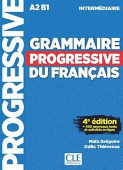 Εικόνα από GRAMMAIRE PROGRESSIVE DU FRANCAIS INTERMEDIAIRE 4TH EDITION (+CD)